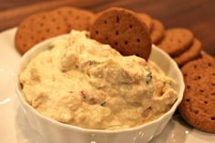 Slow Cooker Creamy Crab Dip - THE BEST! Everyone will ask for the #recipe!! @getcrocked