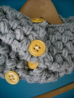 The Coffee House Cowl Pattern