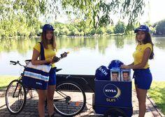 Lotte și Max oferă celor mici cea mai distractivă lecție de protecție solară