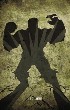 print on metal Characters hulk smash superheroes heroes marvel
