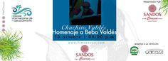Sandos Cancun and Festival Internacional De Musica Cancun present the Chuchito Valdes concert on October 13th at 8pm, right here at our beautiful resort.  Festival Internacional de Música Cancún JSAV Mexico Sandos Cancun Luxury Resort  El Festival Internacional de Música Cancún y Sandos Cancún, presentan el concierto de Chuchito Valdes el día 13 de Octubre en nuestro prestigioso Resort a las 8:00 PM.