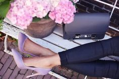 ps11 Bag and Gianvito Rossi Heels | Negin Mirsalehi