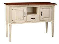 Barkman Dining Room Provence Server 2003 0200s Amish Furniturecountry