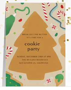 WINTER COOKIE PARTY