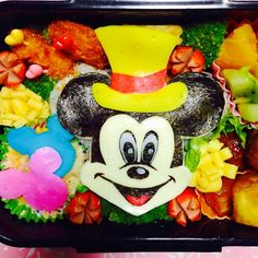 30th Disney Anniversary Bento