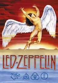 Image result for led zeppelin icarus