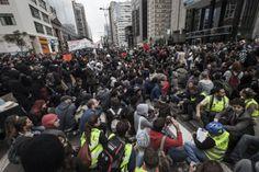 Comemorando Um Ano de Revogação do Aumento da Tarifa Com o MPL | VICE Brasil