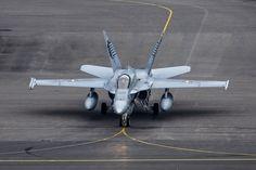 Swiss Air Force McDonnell-Douglas F/A-18C Hornet