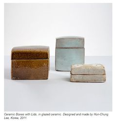 hun chung lee ceramics