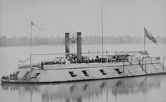 iron warships | Ironclad USS St. Louis