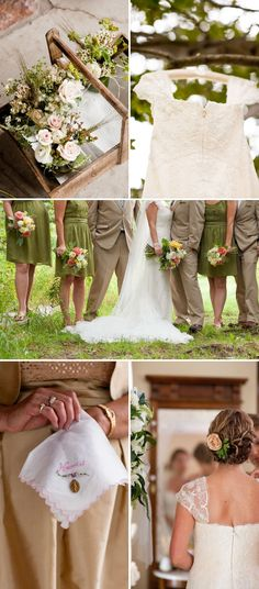 Wisconsin Wedding by Heather Cook Elliott Photography on smp