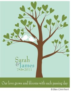 Items similar to Custom Wedding Art Print- Love Birds in a Tree - Cameo and Black or choose your colors on Etsy Wedding Tree Guest Book, Guest Book Tree, Tree Wedding, Wedding Ideas, Wedding Gifts For Bride And Groom, Invitation, Wedding Shower Gifts, Second Weddings, Personalized Gifts