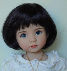 More Little Darlings - Kuwahi Dolls, Joyce Matthews, Sculpt #1
