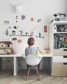 #интерьер_детской_минилиса • Фото и видео на Instagram