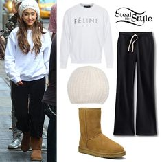 Ariana Grande out in New York City July 1st, 2013 - Style Steal