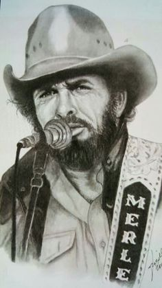 Merle 'The Hag' Haggard Country Hits, Outlaw Country, Big Country, Country Men, Music Mix, Music Icon, Music Love, Music Songs, Male Country Singers