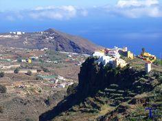 Moya, Gran Canaria, Spain
