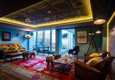 10 Coolest Hotels In London Right Now -