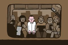 Jean Jullien's Satirical Illustrations Are a Humorous Critique of Our World