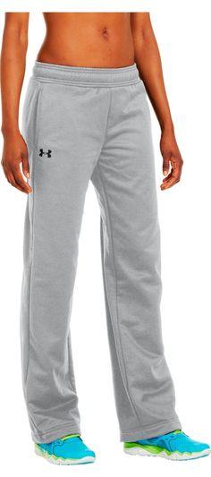 Amazon.com: Under Armour Women's Armour® Fleece Team Pants: Sports & Outdoors