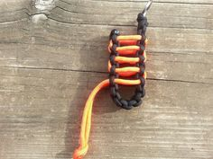 Paracord Lighter Holder by DestinisCreations on Etsy
