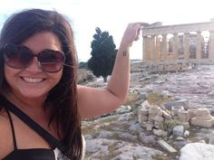 Bopping the Acropolis in Athens, Greece
