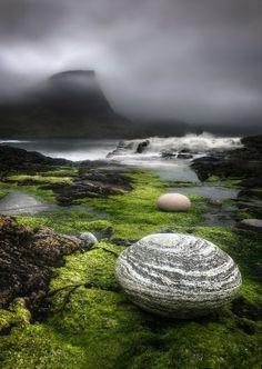 Moonbay, Hebrides Isles, Scotland by marilyn