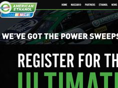 """Enter The NASCAR """"We've Got the Power"""" Sweepstakes for a chance to win a trip for two to the Chase for the NASCAR Sprint Cup Race!"""