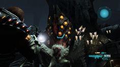 Lost Planet 3 introduce Jim Peyton, un piloto Rig utilidad que abandona la Tierra para asumir un contrato peligroso pero lucrativo en EDN III.