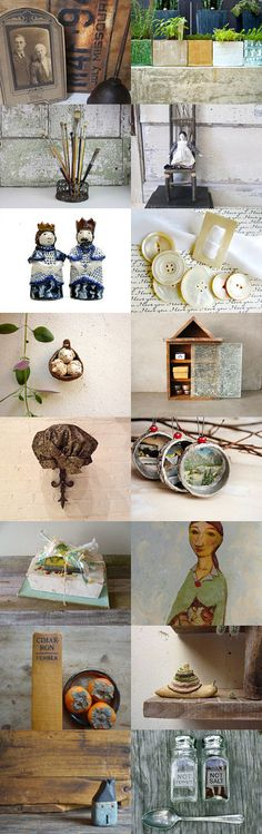Rustic Weekend by Kathy on Etsy--Pinned with TreasuryPin.com