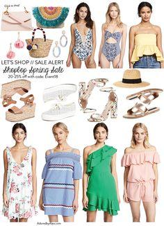 Shopbop spring sale picks 2018 | Adored by Alex #sales