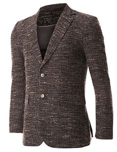 FLATSEVEN Mens Tweed Multi Woven Two Button Wool Blazer Jacket (BJ463) Beige, Boys M FLATSEVEN http://www.amazon.com/dp/B00NV8ETJ6/ref=cm_sw_r_pi_dp_R9k0ub1WJZVQW #Woven Blazer #FLATSEVEN #men #fashion #Blazer Wool