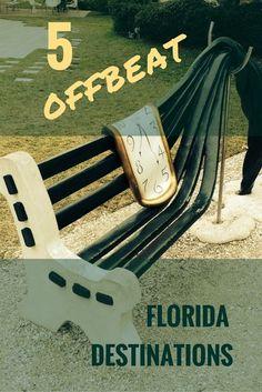 Backroad Planet | 5 Offbeat Florida Destinations | http://backroadplanet.com