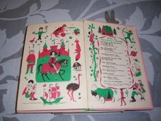 3 Lovely Vintage Illustrated Childrens Books Animal by jamesdorn, $15.00