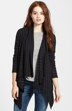 Splendid Open Front Cardigan available at #Nordstrom