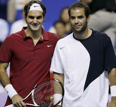 Pete Sampras and Roger Federer - the Best Two Ever!