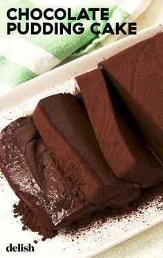Fun Baking Recipes, Sweet Recipes, Cake Recipes, Dessert Recipes, Jello Recipes, Chocolate Pudding Desserts, Chocolate Recipes, Chocolate Lovers, Sweets
