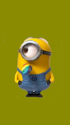 Minions, Fictional Characters, Art, Craft Art, The Minions, Kunst, Minion, Fantasy Characters, Minion Stuff