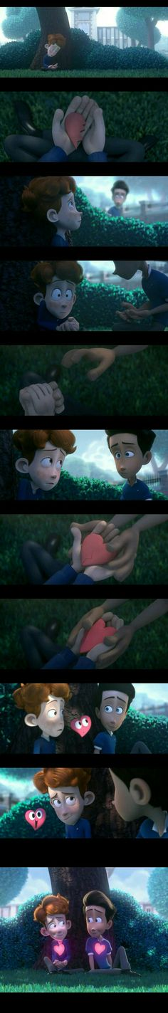 In a Heartbeat ||3/3|| So beautiful / #anime
