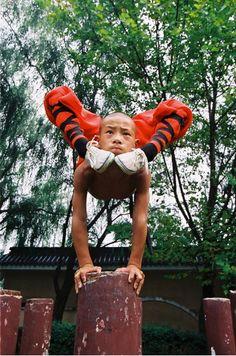 #shaolin #kungfu #baby #flexibility