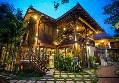 Rohatt Cafe : Siem Reap, Cambodia