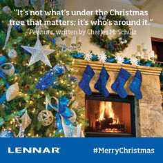 Merry Christmas from Lennar Homes!