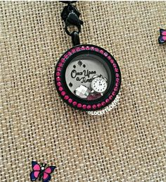 "New Origami Owl Pink and Black locket and new 2015 Fall charms Coming Soon! Create your special locket at www.josjewels.ori... ""like"" my page and Follow me on Facebook www.facebook.com/... for the latest releases and jewelry creations. Jolene Oesterblad Independent Designer #37299. Join my Team for an exciting new hobby! Make new friends while earning extra cash"
