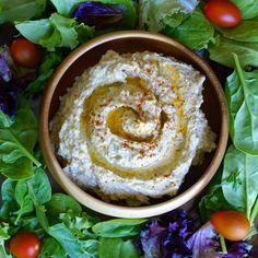 Margaret's Dish: Sprouted Lentil Hummus