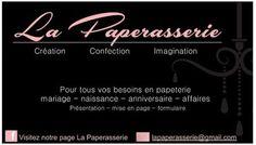 La Paperasserie faire.part-Léa Pépin