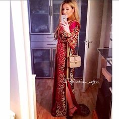 #caftan#kaftan#caftanos#caftan2015#takchita#jalaba#maroc#marakesh#dubai#kuwait#paris#amesterdam#utrecht#fahsion#fashionista#disagne#style#dubaifashionblogger#bloger#style#followme💞💞🌸