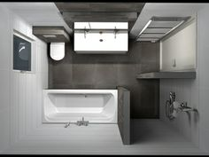 opstelling badkamer