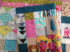 Panels for my crochet project bag. | Flickr - Photo Sharing!