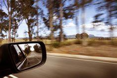 Pokolbin at 70 km/h. Hunter Valley, NSW