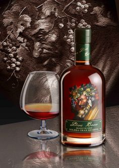 Product Name: Bodegon Brandy Dios Baco    Appelation: Brandy de Jerez    Variety: Brandy    Country of origin: Spain